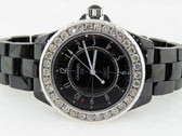 Mens Chanel J12 Automatic Diamond Watch