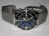 Mens Breitling Superocean Chronograph Heritage Watch