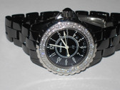 Womens Chanel J12 Diamond Watch