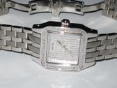Womens Croton Panther Diamond Watch - WCROT01