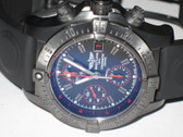 Mens Breitling Avenger Black PVD Limited Watch
