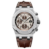 Mens Audemars Piguet Royal Oak Offshore Chronograph Watch - MAP13