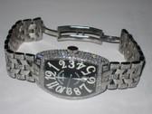 Mens Franck Muller Casablanca XL Diamond Watch