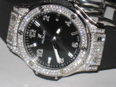 38mm Case Size - Stainless Steel