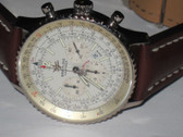 Mens Breitling Navitimer 18K 50th Anniversary Limited Edition Watch - MBRT130