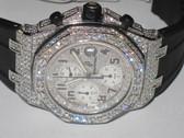 Mens Audemars Piguet Royal Oak Offshore Diamond Watch