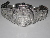 Mens Audemars Piguet Royal Oak Offshore Diamond Watch with Pav̩ Diamond Dial