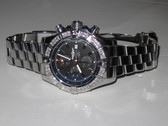 Mens Breitling Super Avenger Diamond Watch - MBRT03