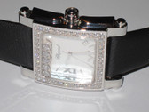 Womens Chopard Happy Sport Diamond Watch - WCHP11