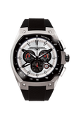 Mens Jorge Gray Chronograph Collection - MJG18