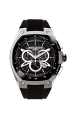 Mens Jorge Gray Chronograph Collection - MJG19
