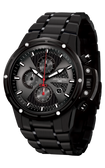 Mens Jorge Gray Chronograph Collection - MJG20