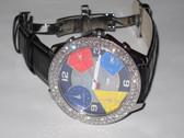 Mens Jacob & Co JC 47mm Diamond Watch -  MJCB14