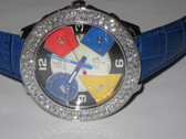 Mens Jacob & Co JC 47mm Diamond Watch -  MJCB17
