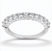 Women's 14k Diamond Wedding Band - WB440