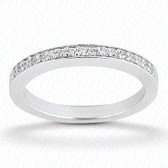 Women's 14k Wedding Band - WB983