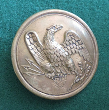 Non-Dug US Eagle Plate