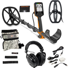 Quest Pro Metal Detector Bundle