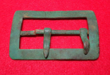 Triple Stamped Union Calvary Carbine Sling Buckle Recovered in NW Georgia