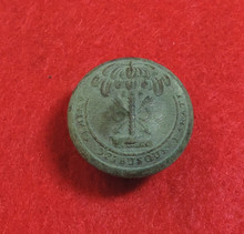 South Carolina State Seal Button Found in Savannah, GA