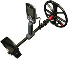 TELE-KNOX Detecting-Innovations Telescopic 3 Piece Red/Black Shaft for the Minelab Equinox Series of Detectors