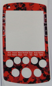 Detecting Innovations Keypad Stickers for the Minelab Equinox 800 and 600 #3