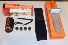 Deteknix Orange Xpointer and Quest Diamond Digger LS Bundle