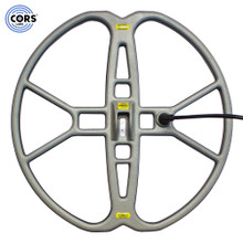 "CORS Fire 15"" DD Search Coil for Tesoro Silver uMAX, Golden uMAX, Cortes and De Leon"