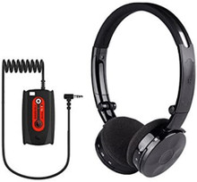 "Deteknix Wireless Lite Headphones and Transmitter For all Detectors with 1/4"" or 1/8"" Headphone Connector"