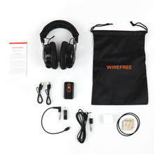 Quest Wireless Pro Headphones 24 Hours Working Time