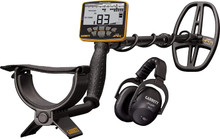 Garrett ACE APEX Multi-Frequency Metal Detector With Z-Lynk WIRELESS Headphones