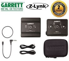 Garrett Z-Lynk Wireless Headphone System for Metal Detectors