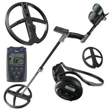 """XP DEUS With WS4 Wireless Headphones, Remote Control and 11"""" X35 Coil"""