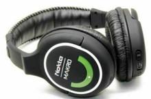 Nokta Makro Wireless 2.4GHZ Headphones - Green Edition