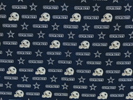 NFL Dallas Cowboys Blue Cotton