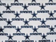 NFL Dallas Cowboys Wht Cotton