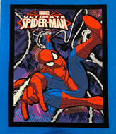 Ultimate Spiderman Cotton Panel