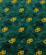 Baylor University Tie-dye Cotton