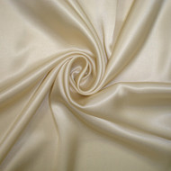 Poly Charmeuse - Cream