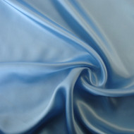 Silk Charmeuse Emma - Cloud