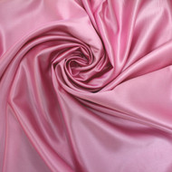 Poly Satin Mystique - Raspberry Pink