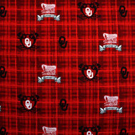 University of Oklahoma Plaid