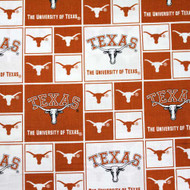 University of Texas White Squares