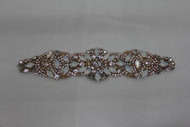 Rose Opal Olivia Crystal Applique