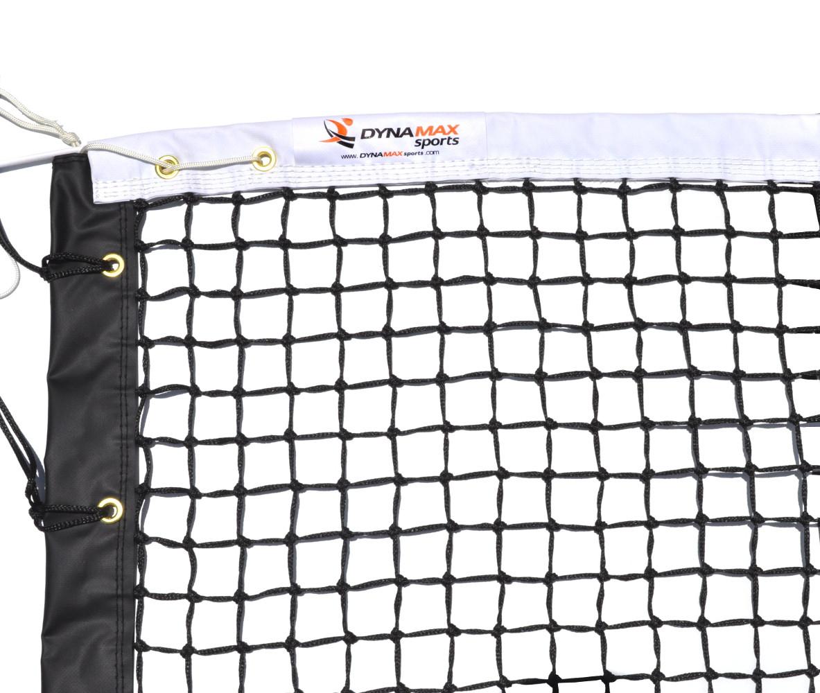 Dynamax Sports Super Pro Tennis Net Single Series 600 ...