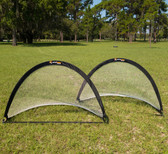 Dynamax Sports Pop Up Soccer Goal, Pair