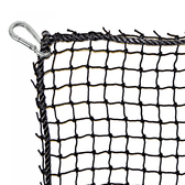 Dynamax Sports High Impact Golf Practice/Barrier Net, BLACK