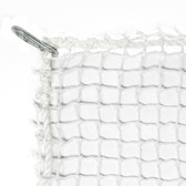 Dynamax Sports Pro High Impact Golf Practice/Barrier Net, WHITE