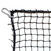 Dynamax Sports Golf Practice/Barrier Net, BLACK