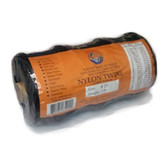 #21 Nylon Twine, 1lb Spool, Black